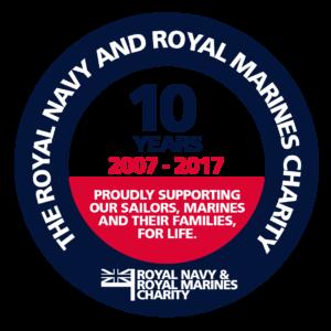 RNRMC 10 Year Logo